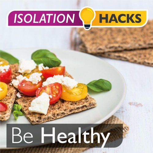 Be Healthy: What's your favourite healthy snack?