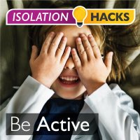 Be Active: Hide and seek!