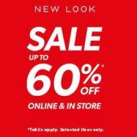 New Look - sale